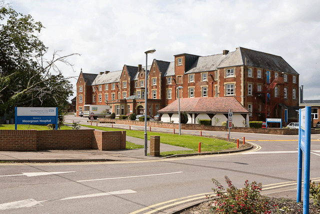 Moorgreen Hospital